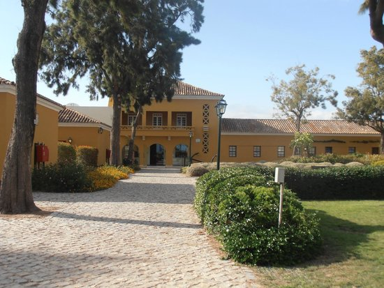 Vila Gale Albacora: O museu