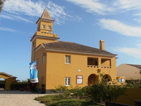 Vila Gale Albacora: O clube de mergulho
