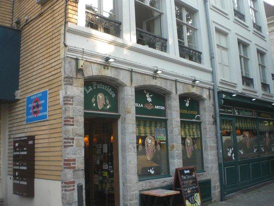 La Patatiere Lille 31 Rue Saint Etienne Lille Centre 12