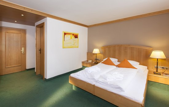 "Hotel Tyrolerhof: Doppelzimmer ""Flair"""