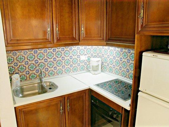 Ona Aldea del Mar: Cocina * Kitchen
