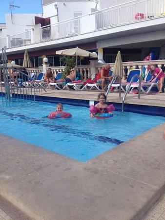 Globales Condes de Alcudia: Children's pool