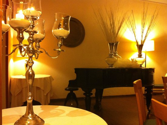 Hotel 2 Mari : Sala ristorante
