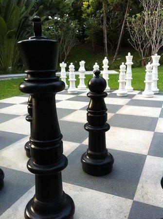 Amari Phuket: Chess