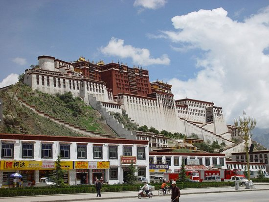 Travel China Guide Tours-Tibet Private One-day Tour