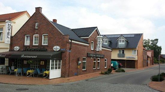 Die Friesenhalle
