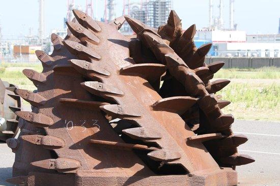 FutureLand Maasvlakte 2: Used tools