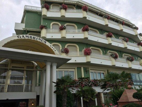 Hotel gambrinus updated 2017 prices reviews cervia - Bagno balmor cervia ...
