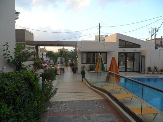 Oscar Suites & Village : hall
