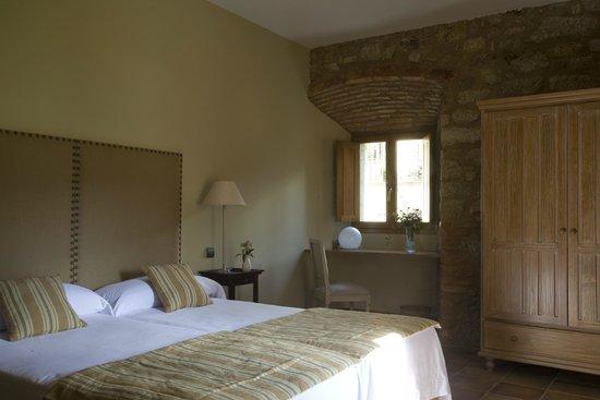 Сан-Мартин-де-Тревехо, Испания: Hotel rural - Habitación adaptada para minusválidos
