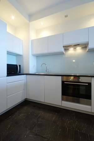 Chopin Apartments Platinum: kitchen