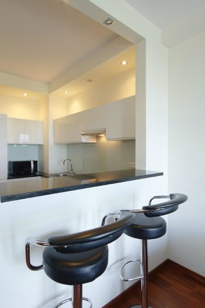 Chopin Apartments Platinum: kitchenette