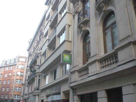 Ibis Styles Lille Centre Grand Place: vista esterna
