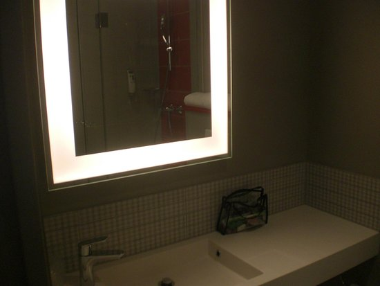 Ibis Styles Lille Centre Grand Place: bagno