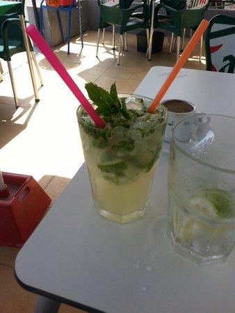 Kisscafe & Bar: Mojito!!:-)