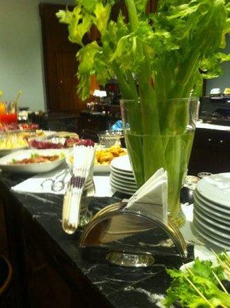 Hotel Ponte Sisto : Happy Hour