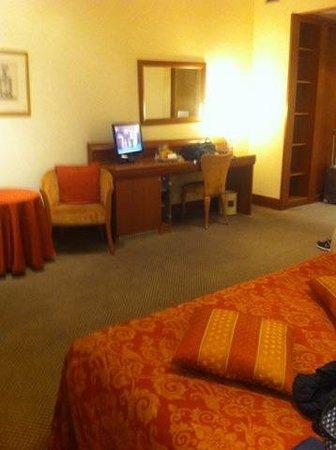 Hotel Ponte Sisto : chambre 116