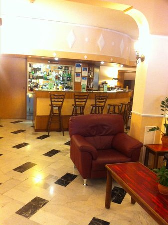 Hotel Central: Bar