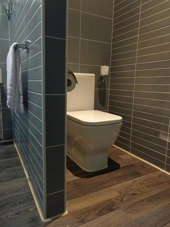 Hotel Dome: Baño
