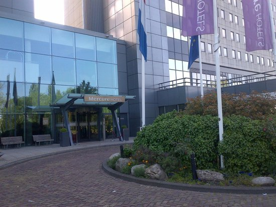 Mercure Hotel Amsterdam City: HOTEL