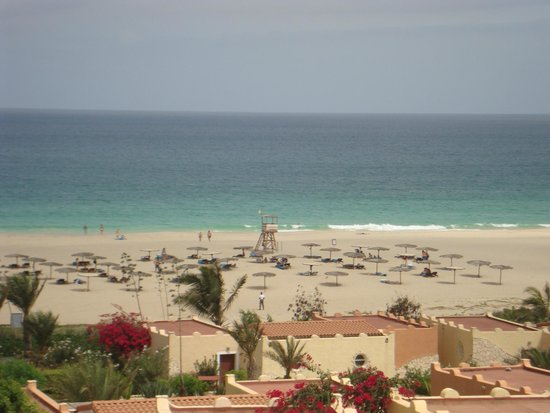 Royal Horizons Boa Vista : Praia