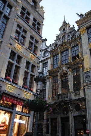 Grand Place/Grote Markt: Гран-плас