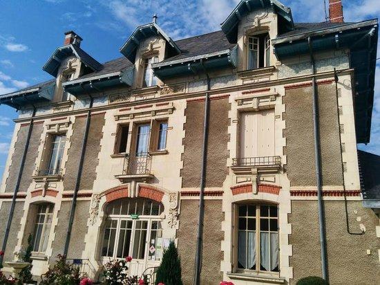 La Villa Bleue de Mauleon