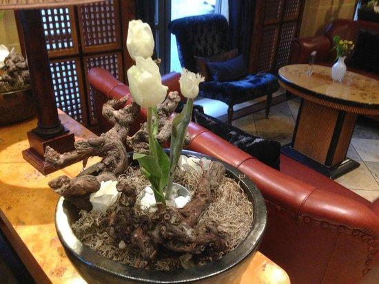 Restaurant Gildehaus: Dekoration