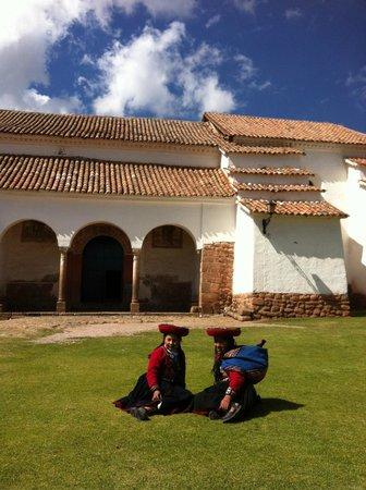 River Explorers Peru Tours - Day Tours: Chinchero village, Sacred Valley.