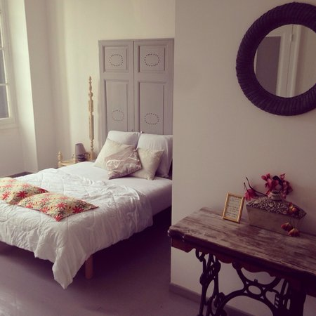 La Villa des Remparts: Clame et repos .....