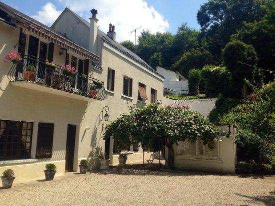 Le Clos Rabelais: The gorgeous property!