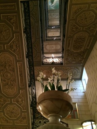 The St. Regis Rome: Staircase