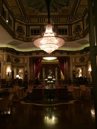The St. Regis Rome : Bar and Lobby