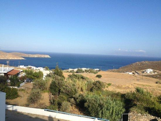 Maroussa's Apartments: ΘΕΑ ΑΠΟ ΔΩΜΑΤΙΟ