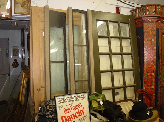 Antiques Center of Yarmouth: selection of antique doors fromvendor PAKC - Selection Of Antique Doors Fromvendor PAKC - Picture Of Antiques