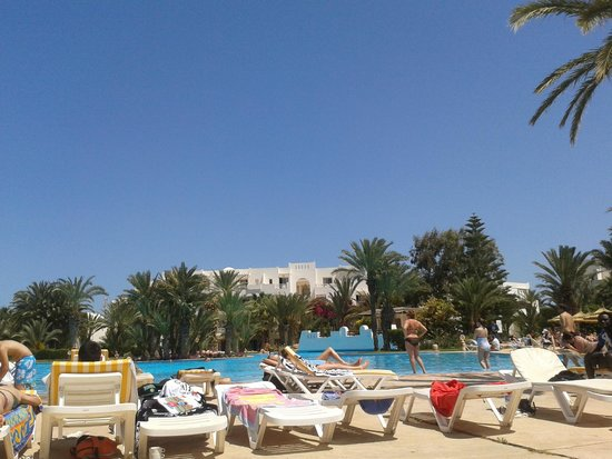 Vincci Resort Djerba : PISCINE