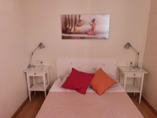 Itaca Hostel: Notre chambre