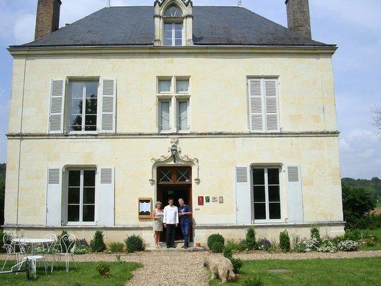 Montoire-sur-le-Loir, França: Avec le  chef Po Fai Lok