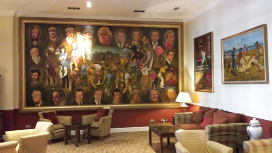 Macdonald Rusacks Hotel: Austen gallery