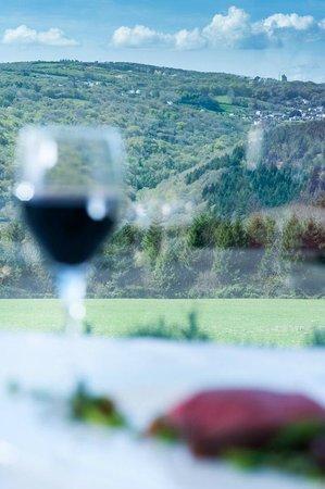 Horn of Plenty Restaurant: View from the restaurant