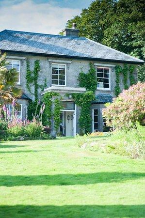 Horn of Plenty Restaurant: The Main House