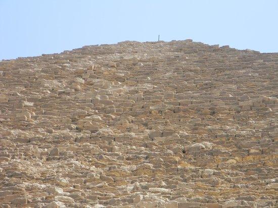 Pyramide de Khéops : la pyramides