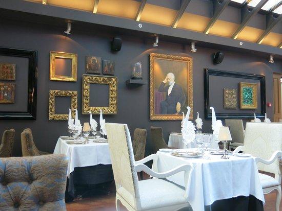 Hotel Telegraaf: Restaurant Tchaikovsky