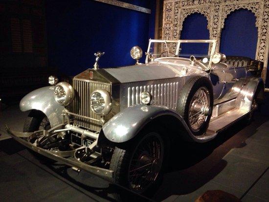 Louwman Museum The Hague: Hyderabad rolls Royce
