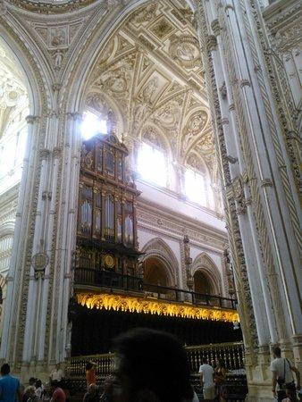Cathédrale de Cordoue : cattedrale