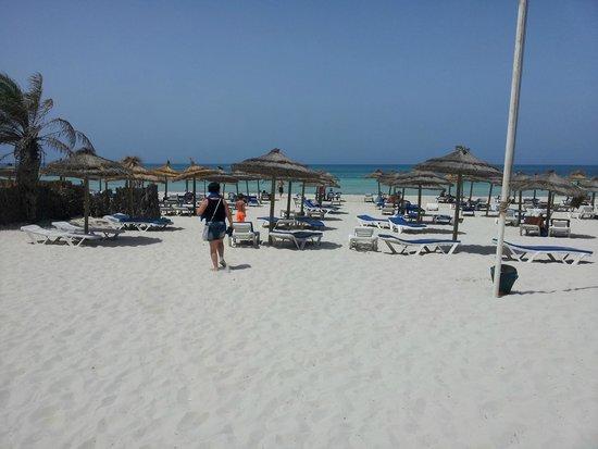 Iberostar Mehari Djerba : ombrelloni
