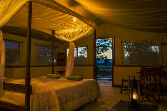 Sentrim Tsavo East : Guest Room