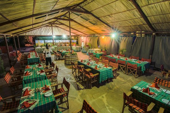 Sentrim Tsavo East : Restaurant