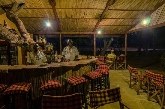 Sentrim Tsavo East : Bar