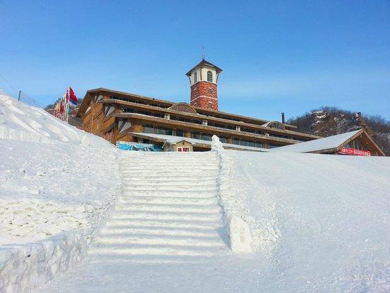 Jihua Changshoushan Ski Resort: Office Building